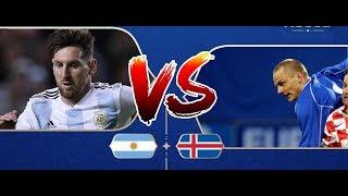 argentine islande prediction ( russie 2018 match du 16 juin )
