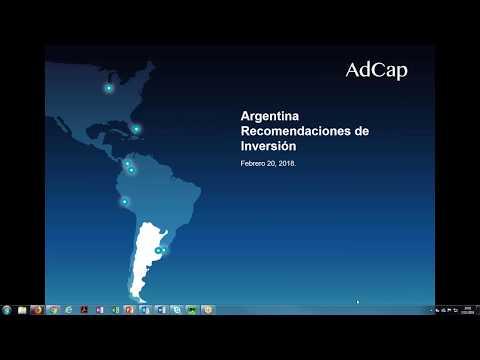 "Conference Call: ""Renta Fija Argentina"" | Paula Gandara"