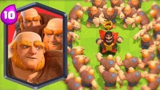 ★ONE PUNCH GIANT!!! ULTIMATE Clash Royale Funny Moments Part 77 - Clash LOL Funny Montages,