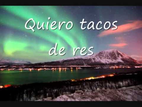 How do you say i like tacos in spanish
