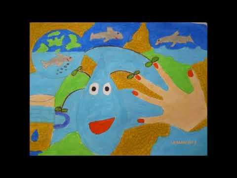 çevre Ve Su Resim Yarışması Etkinliği 8 Mayıs 2012 Youtube