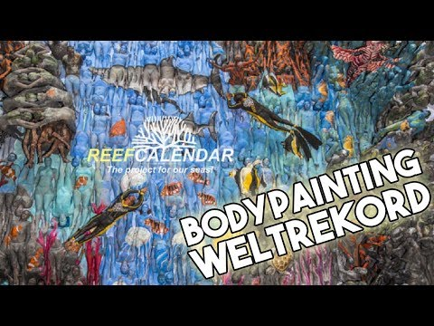 Bodypainting World Record