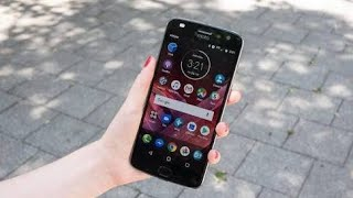 Official Android 8.1 Oreo Update for MOTO Z2 Play