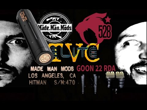 Goon 22 RDA And Made Man Mods Hitman Review And A Build On TVC Elite