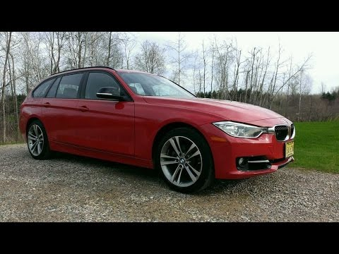 2014 BMW 328i xDrive Sport Wagon: The Real Sport Utility Vehicle