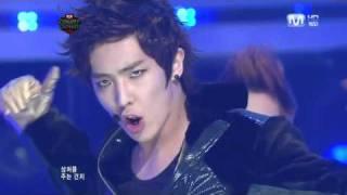 110127 MBLAQ-Stay