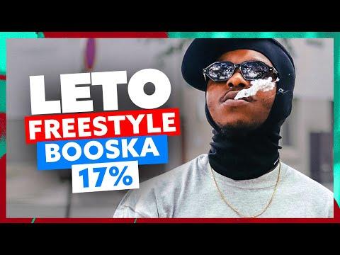 Youtube: Leto | Freestyle Booska 17%
