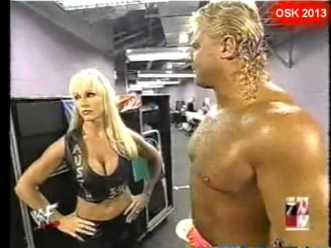 Debra meets Mr Perfect 01/21/02