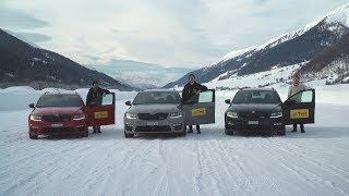 Pneus toutes saisons VS pneus d'hiver et pneus d'été