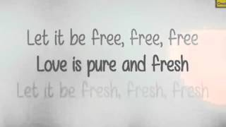 Raisa   Pure Fresh Day  Video Lirik
