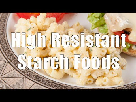 High Resistant Starch Foods (700 Calorie Meals) DiTuro Productions