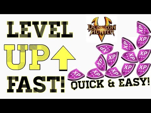 DH5: How To Level Up Fast & Easy In 2019!
