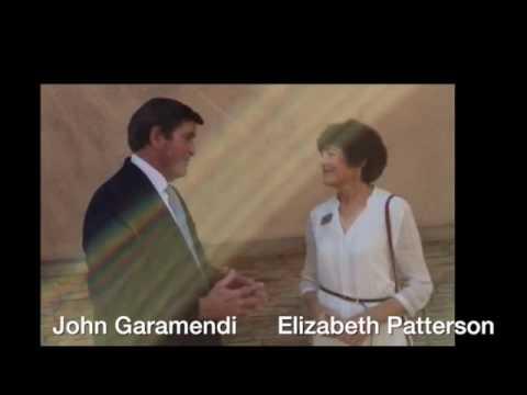 Congressman John Garamendi  thanking Mayor Elizabeth Patterson