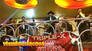 VIDEO: TARJETITA DE INVITACIÓN - GRUPO TRIPLE X EN VIVO