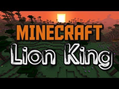 minecraft lion king mod 1 5 2 skydaz - The Lion King Mod Installer