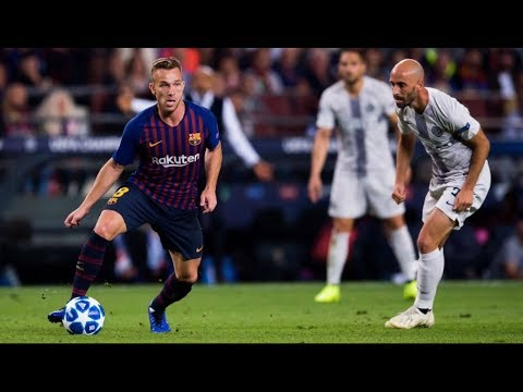 Barcelona vs Inter [2-0] - ARTHUR MELO'S COMPLETE PERFORMANCE