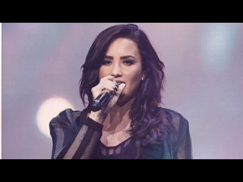 "Demi Lovato - ""Queen Of Breath Control""?!"