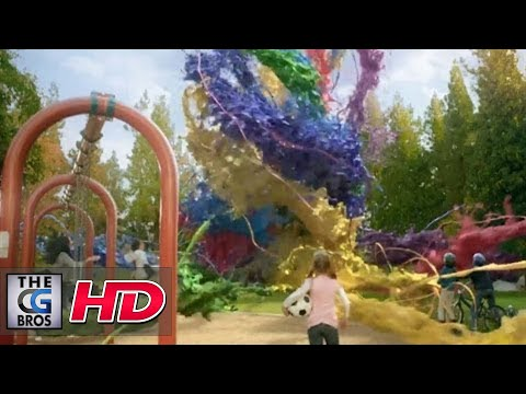 """CGI VFX Spot HD: """"Sans Cans"""" - by ILP"""