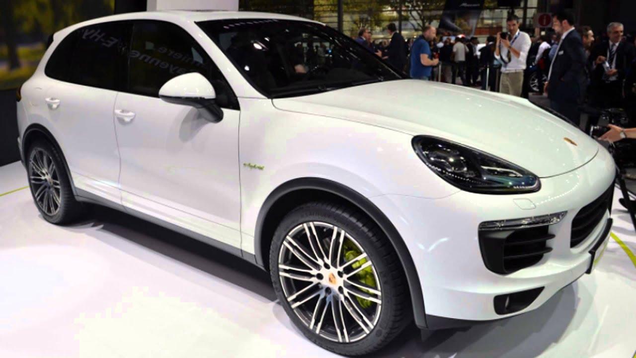 porsche new car release20162015 Porsche Cayenne S eHybrid  New Car Luxury Reviews