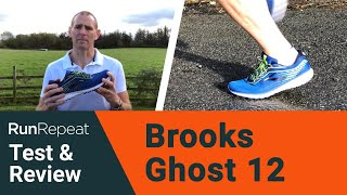 Brooks Ghost 12 test & review - A a great neutral running shoe for high-mileage runners