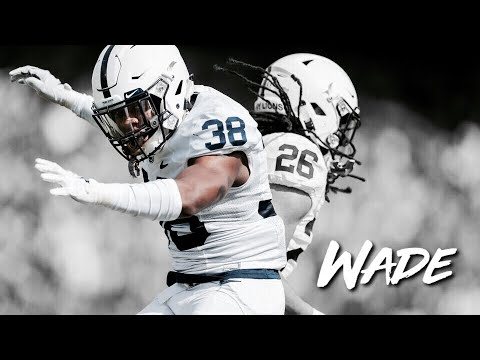 Lamont Wade Spring Game Highlights ᴴ ᴰ      Penn State Safety #38