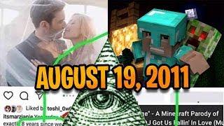 Revenge + PewDiePie Marriage Conspiracy