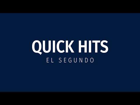 Quick Hits - ES Boys Soccer vs Santa Monica