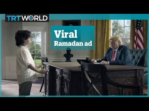 Is this Ramadan ad exploiting conflict in the Middle East?