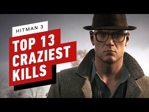 Top 13 Crazy Hitman 3 Kills and Takedowns