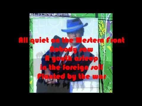 Elton John - All Quiet On The Western Front (1982) With Lyrics!