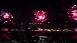 "Jason Derulo ""The Other Side"" #SparksFlyLikeThe4thOfJuly (Fan Fireworks Videos)"