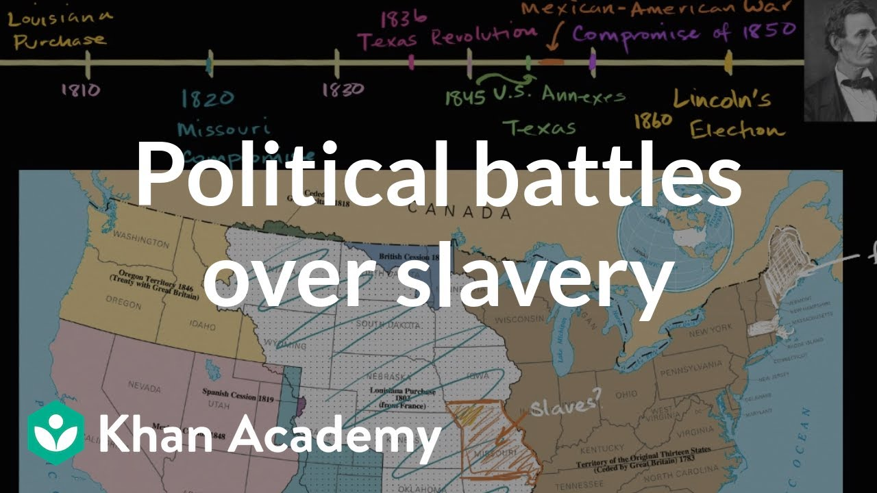 slavery and missouri compromise in early s us history khan slavery and missouri compromise in early 1800s us history khan academy