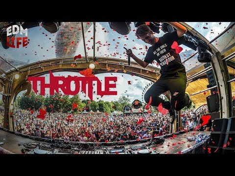 Throttle @ Tomorrowland Belgium 2017 | Drops Only |
