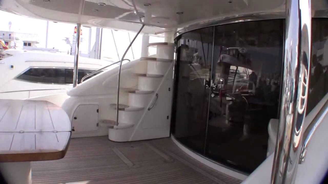 Luxusyachten innen  Sunseeker 84 Manhattan Luxusyacht, Palma de Mallorca, zu verkaufen ...