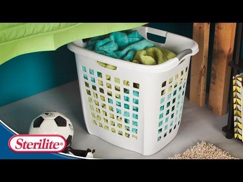 Sterilite Ultra™ Easy Carry Hamper