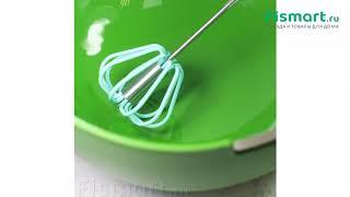 Покупки для кухни | Кухонные аксессуары: обзор Вращающаяся сбивалка Fissman 24 см 8491.mi, купить