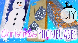 DIY Christmas Phone Cases Thumbnail