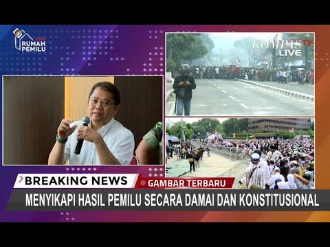 Kominfo Batasi Sementara Akses Media Sosial