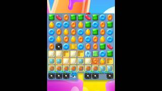 Candy Crush Jelly Saga Level 185 No Boosters