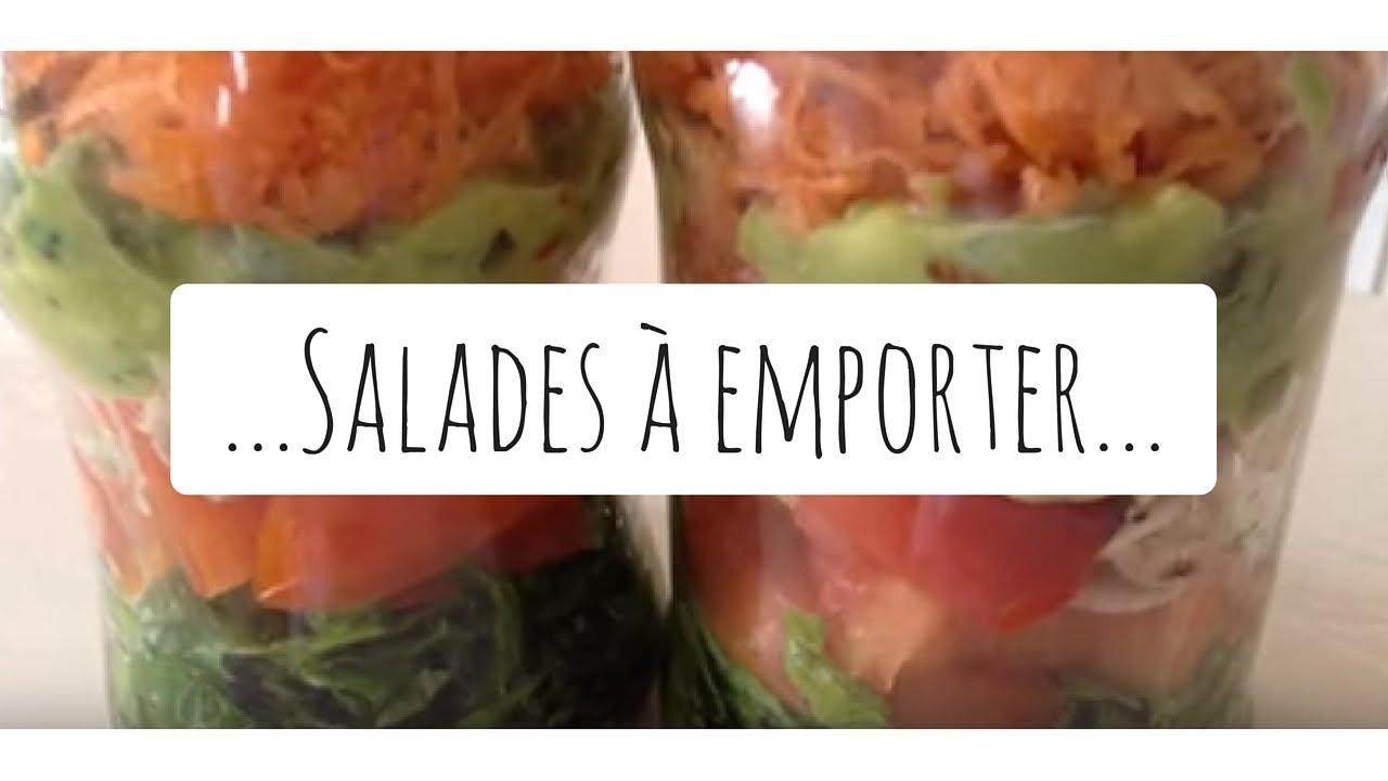 recette de salade compos e salade originale youtube. Black Bedroom Furniture Sets. Home Design Ideas