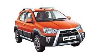 Toyota Etios Cross 2014 - AutoPortal