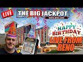 🎉 Raja Live Slot Play Birthday Bash 🎂 The Big Jackpot 🎊 | The Big Jackpot
