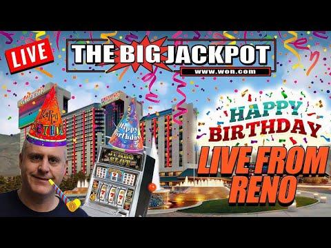 🎉 Raja Live Slot Play Birthday Bash 🎂 The Big Jackpot 🎊   The Big Jackpot