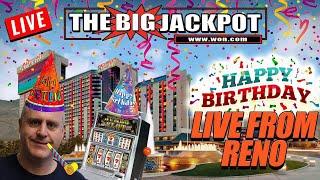 🎉 Raja Live Slot Play Birthday Bash 🎂 The Big Jackpot 🎊