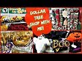 NEW! DOLLAR TREE SHOP WITH ME | Harvest, Christmas & Boo | PattyCakes