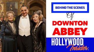 Behind The Scenes: DOWNTON ABBEY | Hugh Bonneville, Maggie Smith, Michelle Dockery