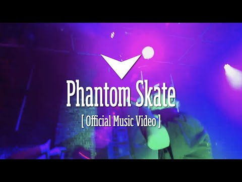 RED ORCA「Phantom Skate」Official MV