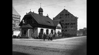 The 5 min. walk along the streets of Königsberg
