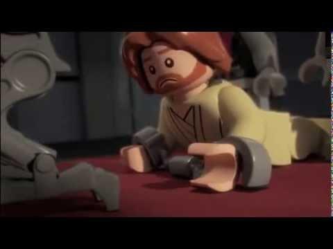 Лего Звёздные Войны Генерал Гривус ツ Смешные дубли и Неудачные кадры ツ Картонка новые серии