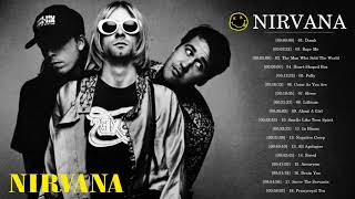 Gambar cover Nirvana Best Best Songs - Nirvana Greatest Hits Full Album